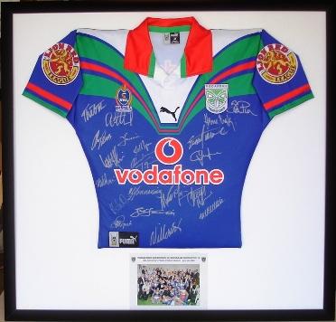 Warriors Replica 1995 jersey