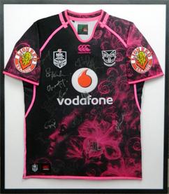 Warriors Pink Jersey