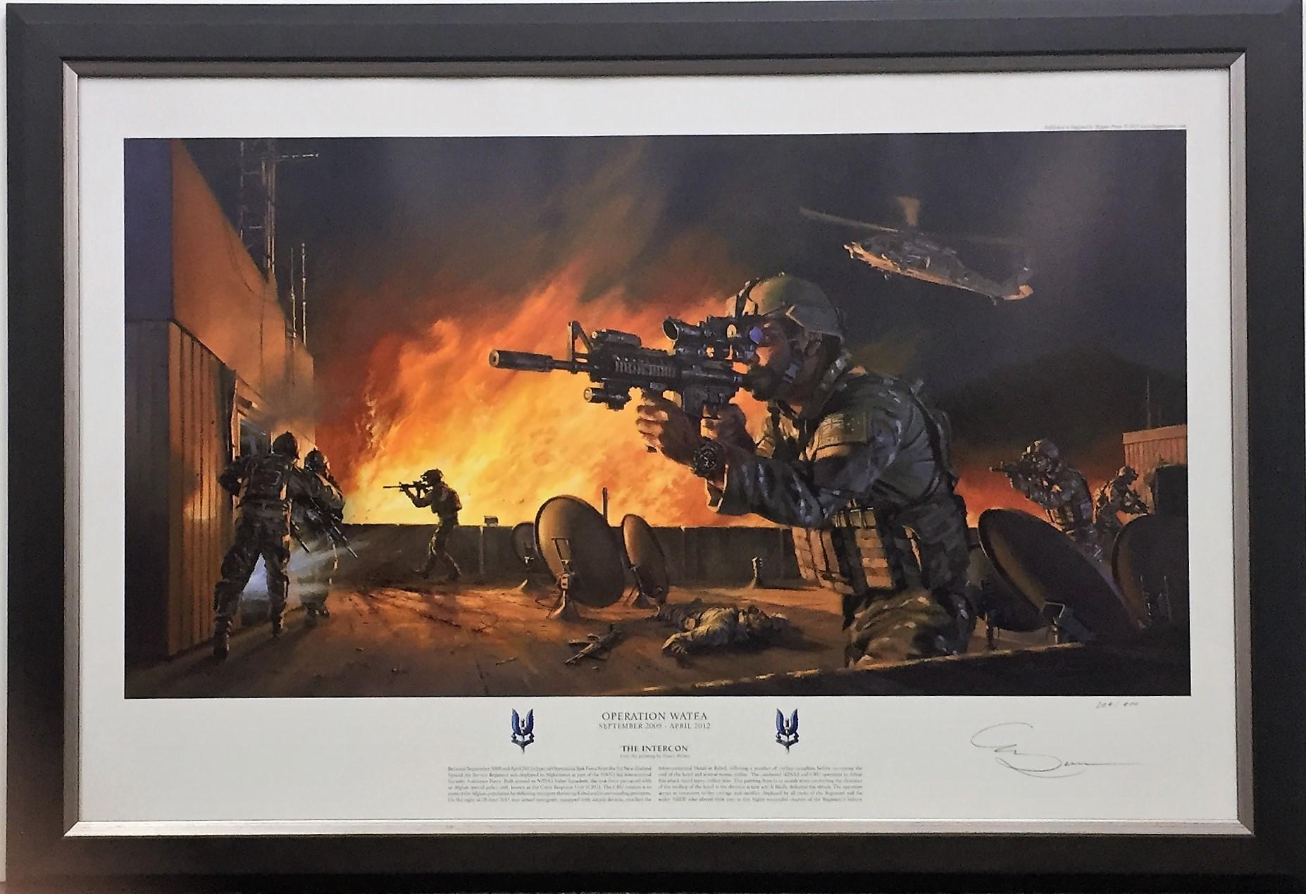 Ltd Edtion framed print