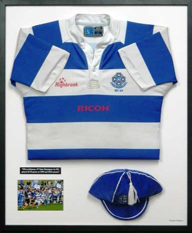 St Kents College jersey