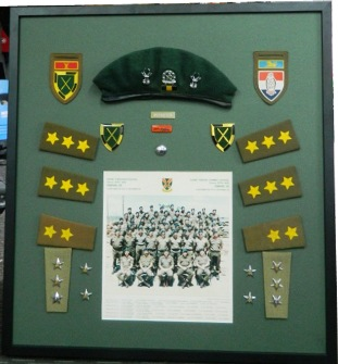 Sth African Army Lapel Badges