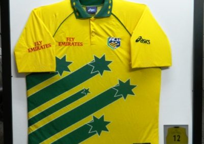 Australian One Day Cricket Shirt