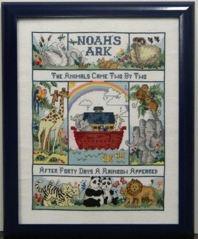 Noahs Ark Embroidery