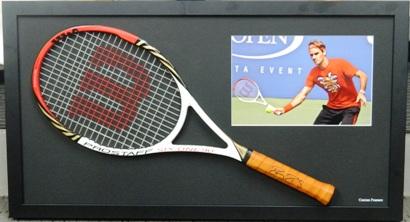 Roger Federer Tennis Racquet
