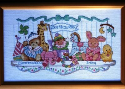 Nursery Embroidery