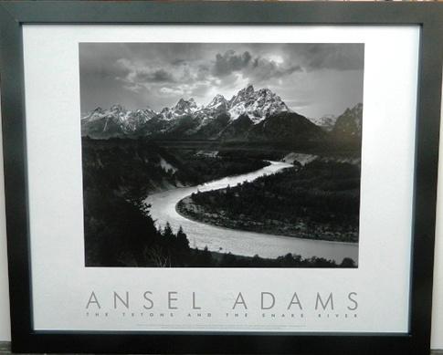 Ansell Adams Print