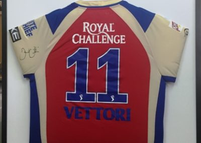 Daniel Vetorri Cricket shirt