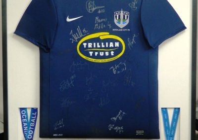 Auckland City Soccer Shirt