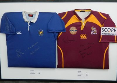 Stan & Colin Meads Club Jerseys