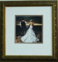 Wedding day framing