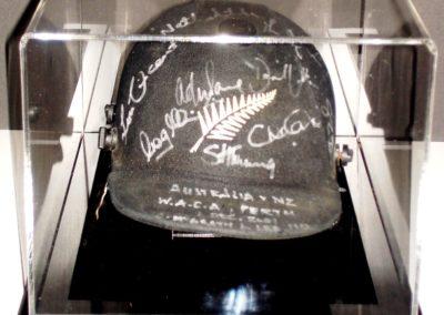 Adam Parore Cricket Helmet