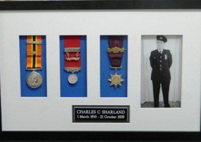Fire brigade medals