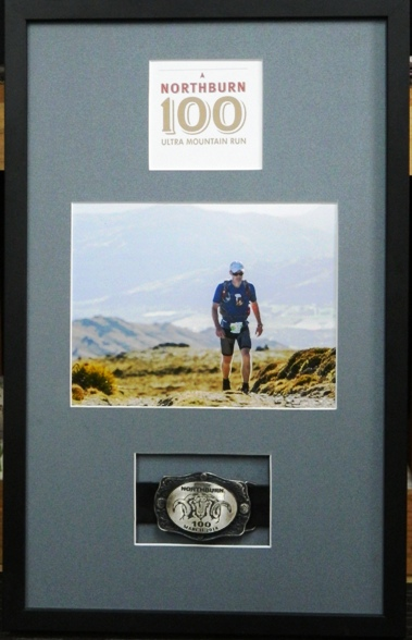 Northburn 100 marathon Buckle