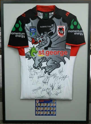 St George 9s jersey