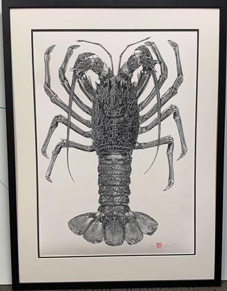 Crayfish Print