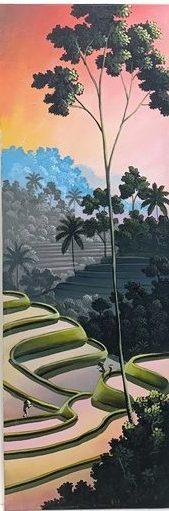 Bali Canvas