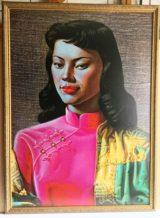 Suzie Wong print