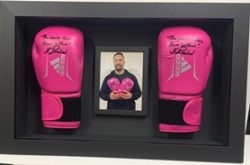 Joseph Parker boxing gloves