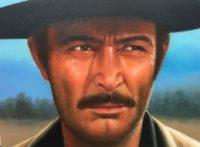 Lee Van Cleef Canvas