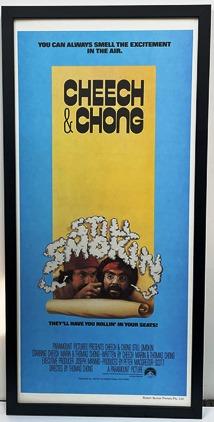 Cheech & Chong poster